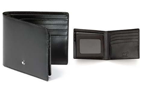 Montblanc Meisterstück Leather Wallet 12cc - Bloomingdale's_2