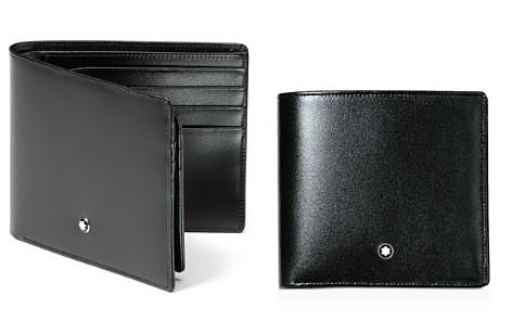 Montblanc Meisterstück Leather Wallet 12cc - Bloomingdale's_2
