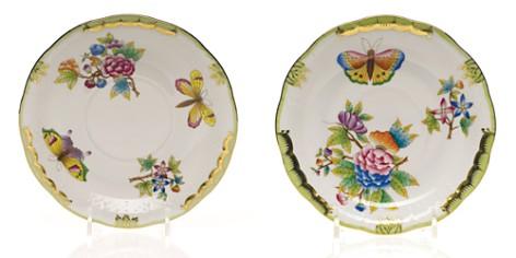 Herend Queen Victoria Tea Saucer - Bloomingdale's_2