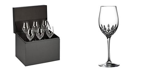 Waterford Lismore Essence White Wine Glasses, Set of 6 - Bloomingdale's Registry_2