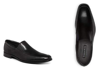 Gordon Rush Elliot Leather Apron Toe Loafers - Bloomingdale's_2
