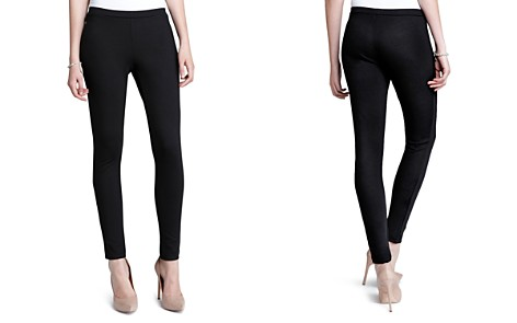 Joie Leggings - Keena Solid Ponte - Bloomingdale's_2
