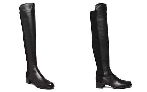 Stuart Weitzman Women's Reserve Leather Over-the-Knee Boots - Bloomingdale's_2