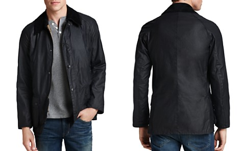 Barbour Ashby Tailored Waxed Cotton Jacket - Bloomingdale's_2