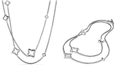 David Yurman Quatrefoil Chain Necklace - Bloomingdale's_2