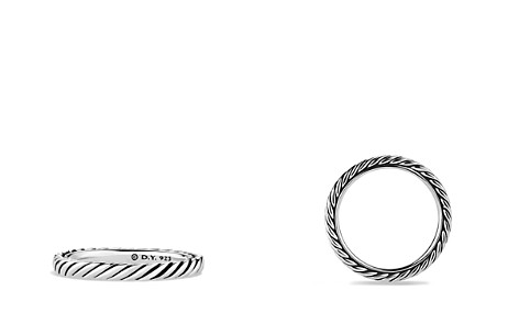 David Yurman Cable Classics Band Ring - Bloomingdale's_2