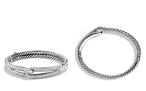 David Yurman Labyrinth Single-Loop Bracelet with Diamonds - Bloomingdale's_2