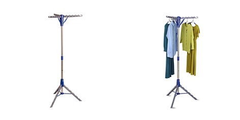 Honey Can Do Folding Tripod Air Drying Rack - Bloomingdale's Registry_2