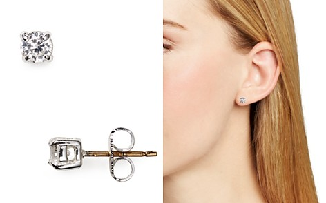 Carolee Mini Cubic Zirconia Stud Earrings - Bloomingdale's_2