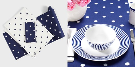 kate spade new york Charlotte Street Table Linens - Bloomingdale's_2