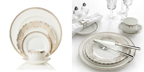 Waterford Lismore Lace Dinnerware - Bloomingdale's Registry_2