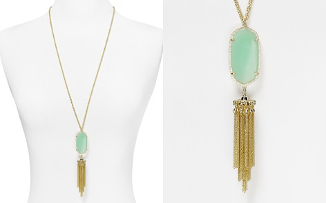 "Kendra Scott Signature Rayne Pendant Tassel Necklace, 38"" - Bloomingdale's_2"