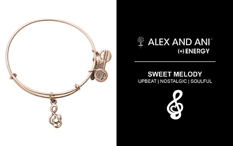 Alex and Ani Sweet Melody Expandable Wire Bangle, Charity by Design Collection - Bloomingdale's_2