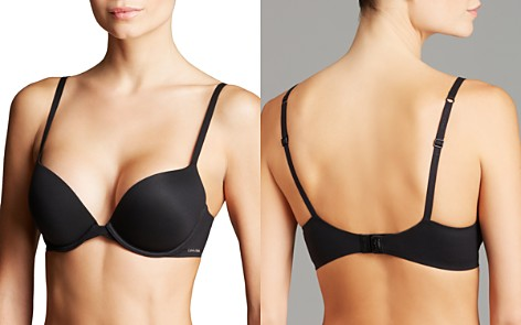 Calvin Klein Perfectly Fit Softie Push-Up Bra - Bloomingdale's_2