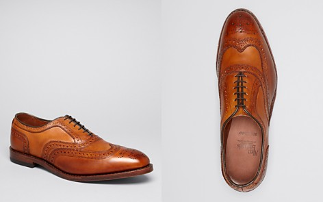 Allen Edmonds McAllister Wingtip Oxfords - Bloomingdale's_2