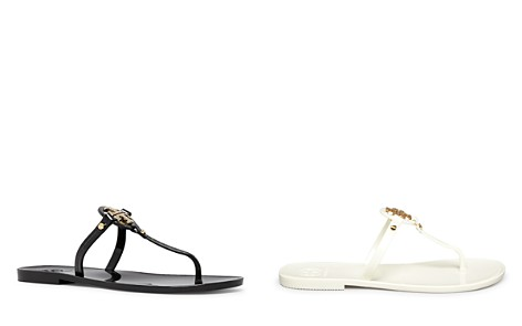 Tory Burch Mini Miller Jelly Flat Thong Sandals - Bloomingdale's_2