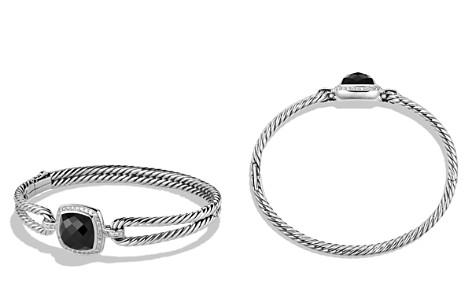 David Yurman Albion Bracelet with Black Onyx and Diamonds - Bloomingdale's_2