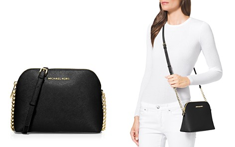 MICHAEL Michael Kors Cindy Large Dome Crossbody - Bloomingdale's_2