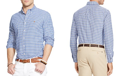 Polo Ralph Lauren Checked Oxford Button-Down Shirt - Classic Fit - Bloomingdale's_2