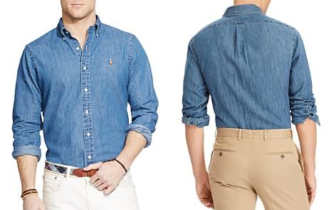 Polo Ralph Lauren Denim Button-Down Shirt - Classic Fit - Bloomingdale's_2