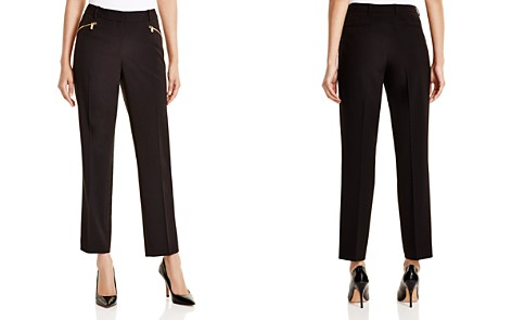 Calvin Klein Slim Ankle Pants - Bloomingdale's_2