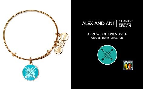 Alex and Ani Arrows of Friendship Expandable Wire Bangle, Charity By Design Collection - Bloomingdale's_2