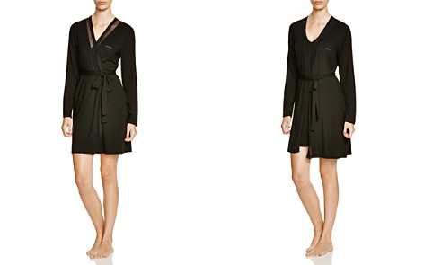 Calvin Klein Naked Touch Robe - 100% Exclusive - Bloomingdale's_2