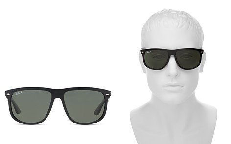 Ray-Ban Unisex Polarized Square Sunglasses, 60mm - Bloomingdale's_2