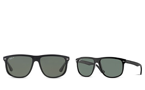 Ray-Ban Unisex Polarized Flat Top Sunglasses, 60mm - Bloomingdale's_2