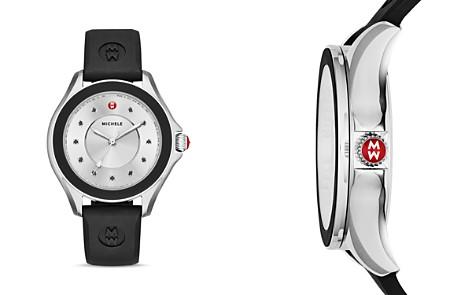 MICHELE Resort Cape Topaz-Studded Watch, 40mm - Bloomingdale's_2