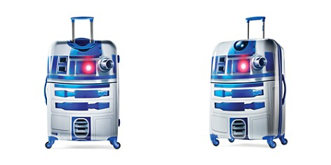 """American Tourister 28"""" Spinner Star Wars R2D2 - Bloomingdale's_2"""