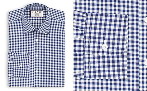 Thomas Pink Summers Check Dress Shirt - Bloomingdale's Regular Fit_2