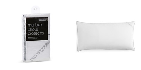 Bloomingdale's My Luxe Pillow Protector, King - 100% Exclusive_2