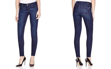 DL1961 Danny Super Model Skinny Jeans in Pulse - Bloomingdale's_2