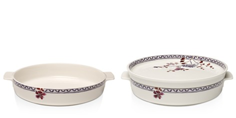 Villeroy & Boch Artesano Lavender Round Baking Dish - Bloomingdale's_2