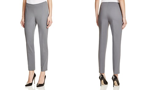 Lafayette 148 New York Stanton Slim Pants - Bloomingdale's_2