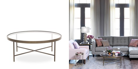 Mitchell Gold + Bob Williams Vienna Round Coffee Table - Bloomingdale's_2