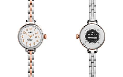 Shinola The Birdy Two-Tone Watch, 34mm - Bloomingdale's_2