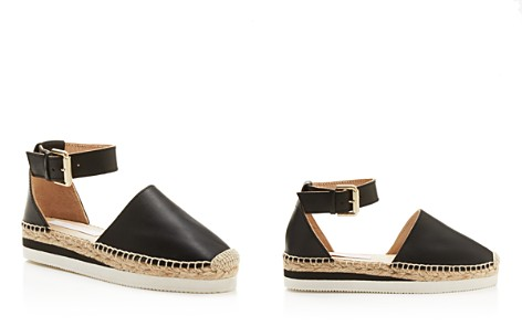 See By Chloé Glyn Leather Platform Ankle Strap Espadrilles - Bloomingdale's_2