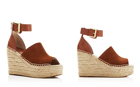 Marc Fisher LTD. Women's Adalyn Ankle Strap Espadrille Platform Wedge Sandals - Bloomingdale's_2