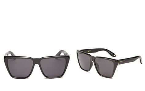Givenchy Square Sunglasses, 58mm - Bloomingdale's_2