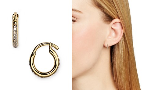 Adina Reyter Pavé Huggie Hoop Earrings - Bloomingdale's_2