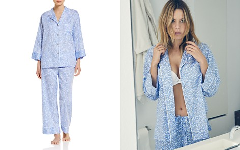 Natori Notch Pajama Set - Bloomingdale's_2