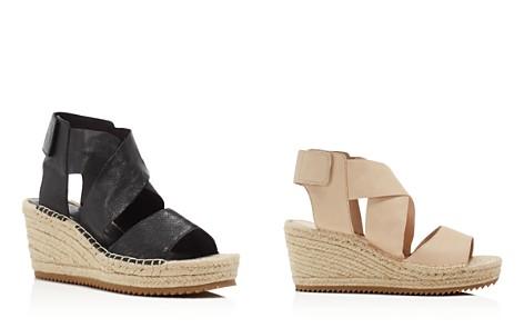 Eileen Fisher Willow Espadrille Platform Wedge Sandals - Bloomingdale's_2