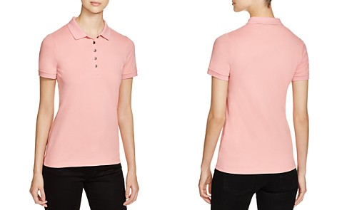 Burberry Piqué Polo Shirt - Bloomingdale's_2