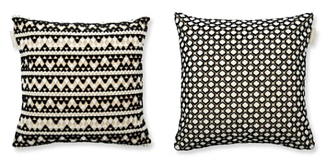 "Madura Backgammon Decorative Pillow Cover, 16"" x 16"" - Bloomingdale's_2"