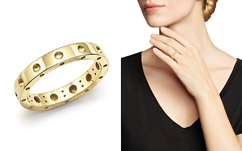 Roberto Coin 18K Yellow Gold Symphony Dotted Ring - Bloomingdale's_2