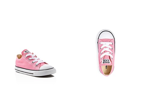 Converse Girls' Chuck Taylor All Star Lace Up Sneakers - Baby, Walker, Toddler - Bloomingdale's_2