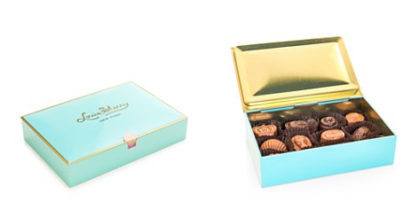 Louis Sherry Nile Blue Chocolate Truffle Box, 12 Piece - Bloomingdale's_2