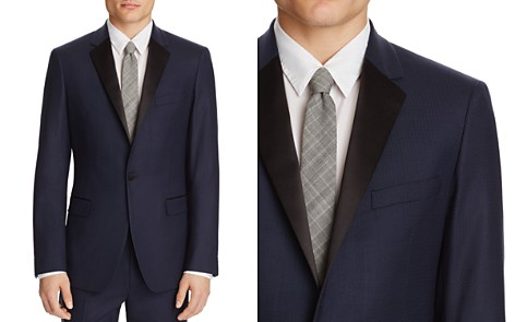 Theory Wellar Ellsworth Slim Fit Tuxedo Jacket - Bloomingdale's_2